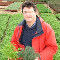 Pépiniériste plantes aromatiques et médicinales