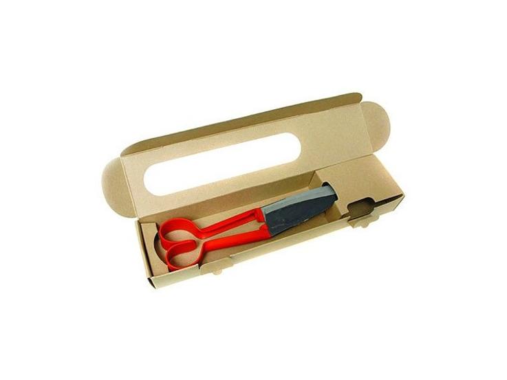 Cisailles à buis BERGER avec boite de rangement N°27419