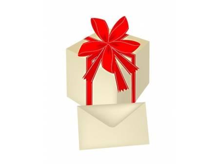 Chèque-cadeau d'une valeur de 50€