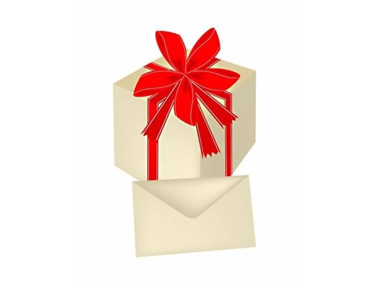 Chèque-cadeau d'une valeur de 100€