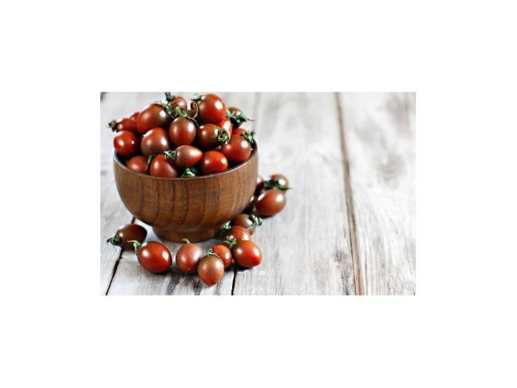 Tomate cerise Prune noire